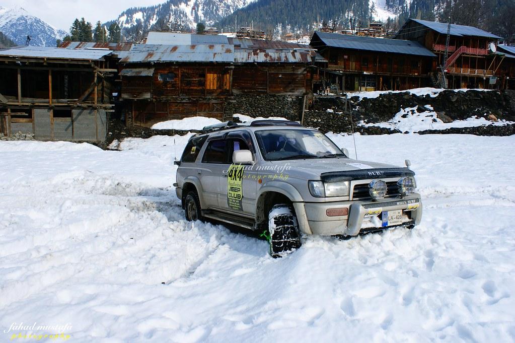 Muzaffarabad Jeep Club Neelum Snow Cross - 8472016096 a463c23acc b