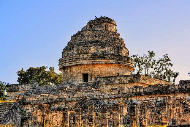 Chichén Itzá MEX -  Caracol 03