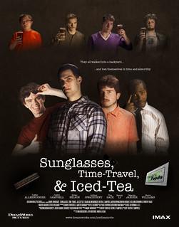 'Sunglasses, Time-Travel, & Iced-Tea