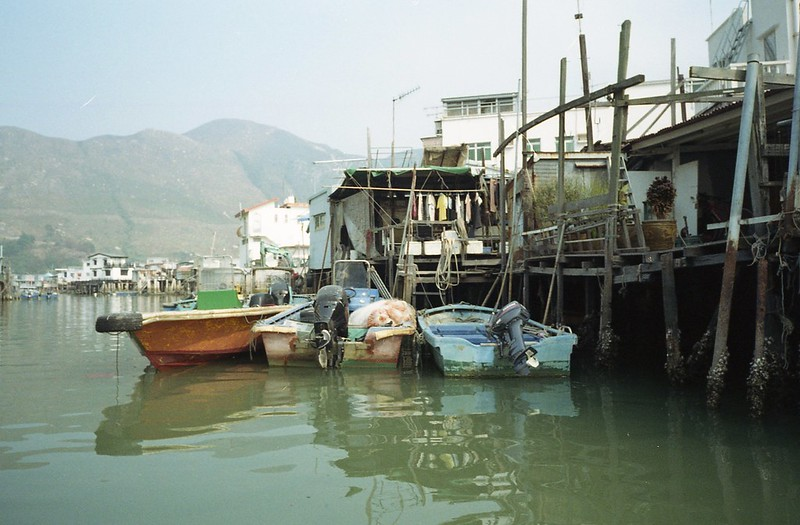 Lantau and Tai O