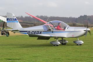 G-CEDX