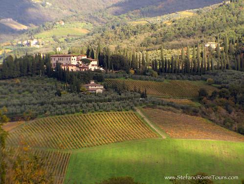 Vignamaggio Villa and Winery (Chianti)