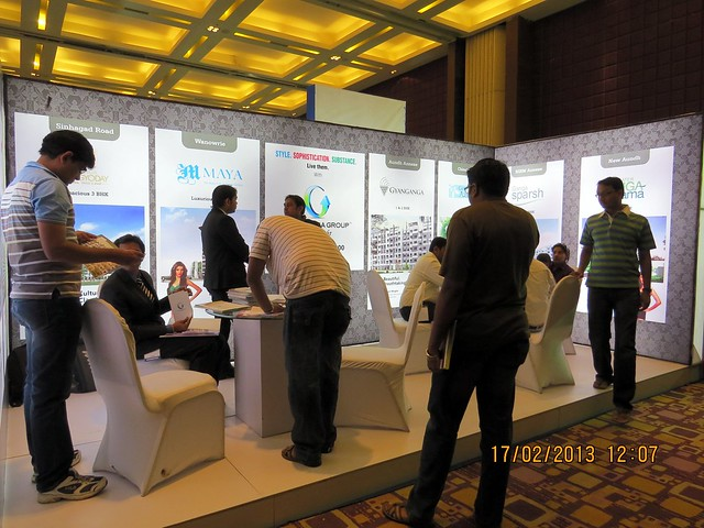 "Goel Ganga Group - The Times of India Pune Property Exhibition  ""Invest in West Pune""  16th & 17th February 2013"