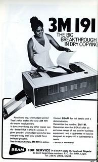 Guide to Lagos 1975 005 3m 191 revolutionary  copier