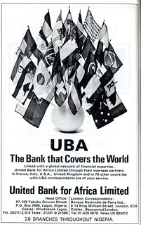 Guide to Lagos 1975 017 united bank of africa