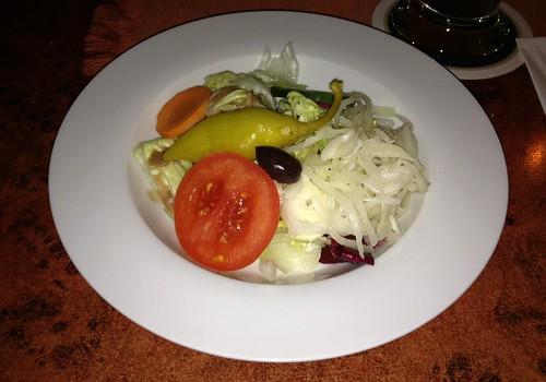 Bauernsalat - Restaurant Poseidon Feldkirchen