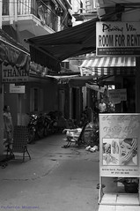 Saigon alley