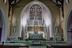 St. Johns Church Altar