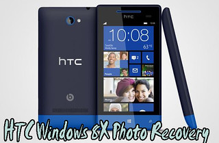 htc windows phone 8 photo recovery