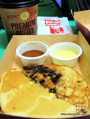 Choco-Chip Pancakes