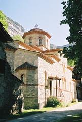 Monastère orthodoxe Saint Antoine le Grand (Drôme)