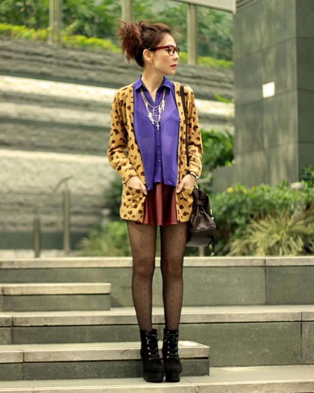 Leopard's Spot