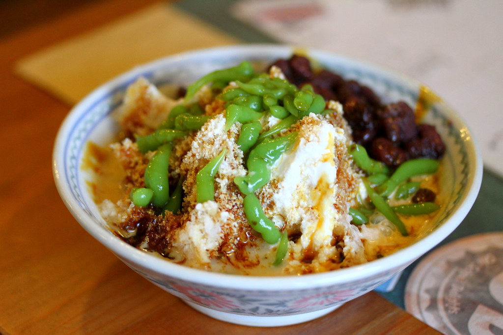Old School Delights's Chendol