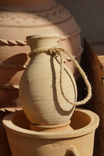 Omani air conditioning pots by CharlesFred