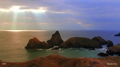 Kynance Cove by Stocker Images