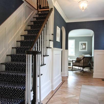 navy stairs