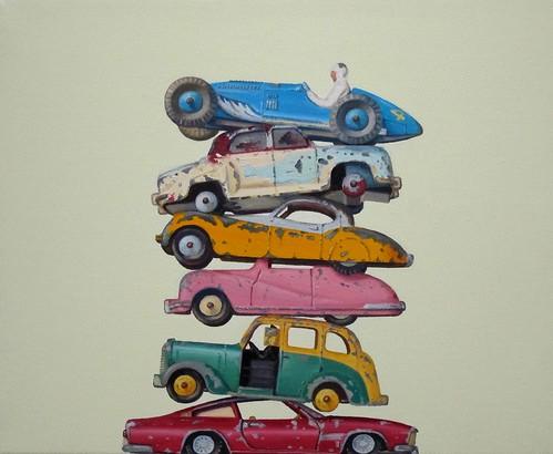 Jeremy Dickinson, Autostack (Talbot Lago(