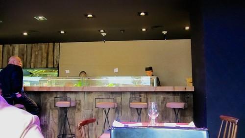 Barra de pintxos - Restaurante Shibui Bilbao