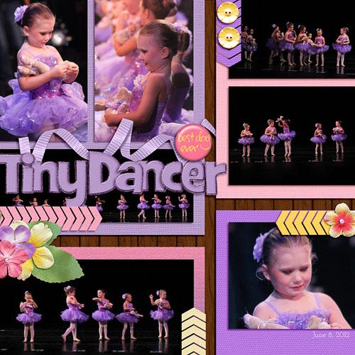tiny dancer 500