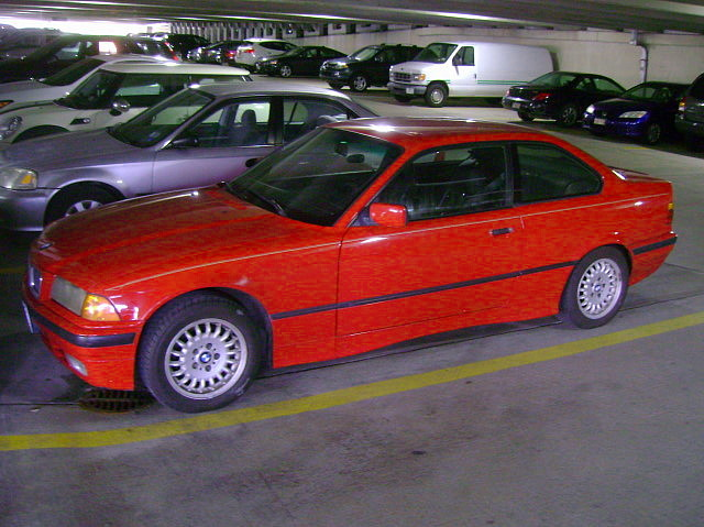 1992 93 Bmw 318is Flickr Photo Sharing