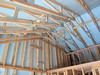 City Cabins Roof Trusses by ADDO RE