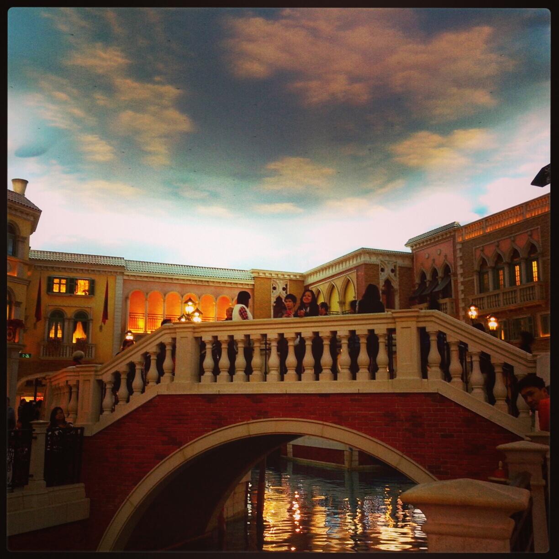 LivingMarjorney on Flickr, Venetian Macau
