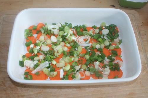 35 - Frühlingszwiebeln hinzufügen / Add sping onions