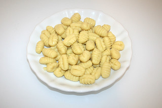 10 - Zutat Gnocchi / Ingredient gnocchi
