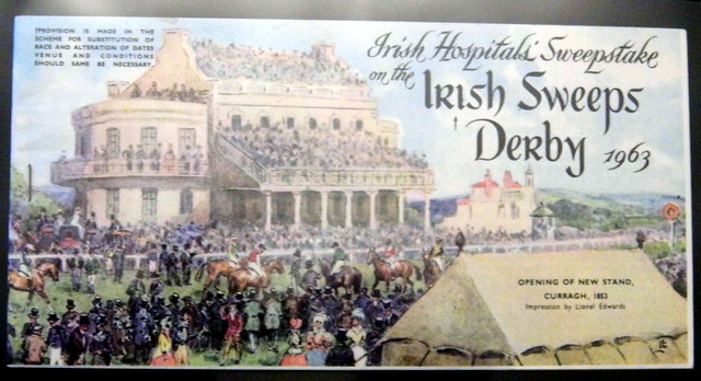 Irish sweepstake tickets