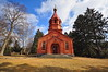 Church of Our Lady of Kazan in Suchawa by Agi - Agnieszka Lewkowicz
