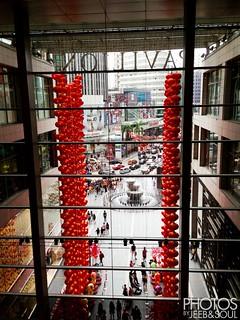 CNY Decor @ Pavilion