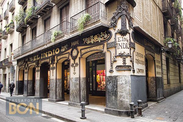 El Indio, El Raval, Barcelona