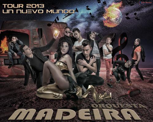 Madeira 2013 - orquesta - cartel