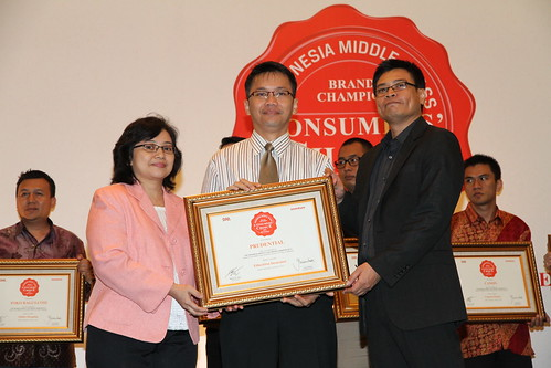 Indonesia Middle-Class Brand Forum 2013-Prudential