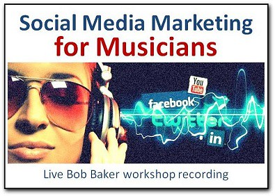 Social Media Marketing for Musicians