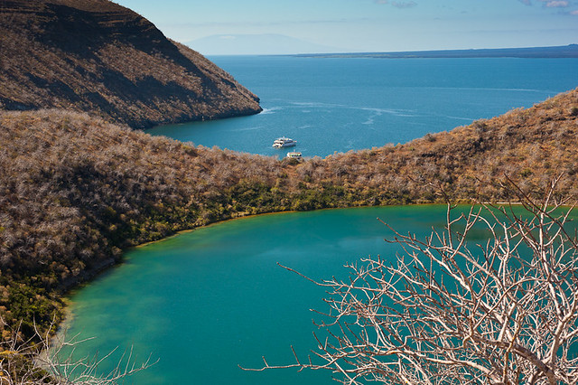 Galapagos: Isabela Island and Lake Darwin