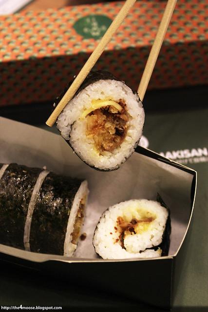 Maki-san - DIY Maki Roll