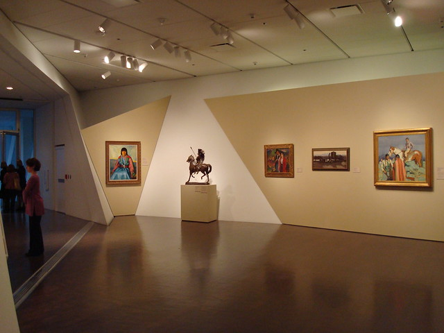 Denver Art Museum: interior view | Flickr - Photo Sharing!