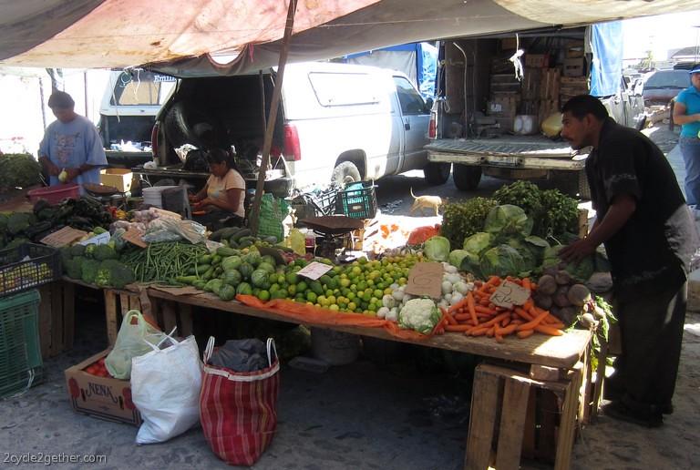 Chapala Monday Market