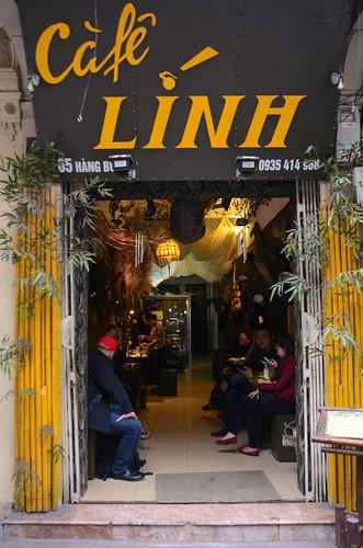 Cafe Linh