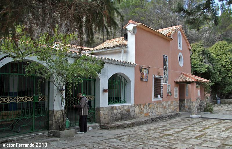 Cuenca - Ermita de San Julián - Febrero 2013