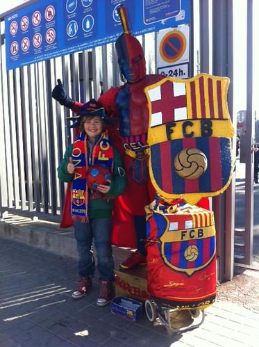 VT Gijs Barcelona 2013