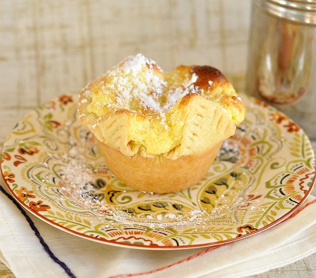 Fresh Ricotta Pastries - Soffioni di Ricotta