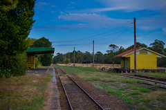 Nyora Railway Yard