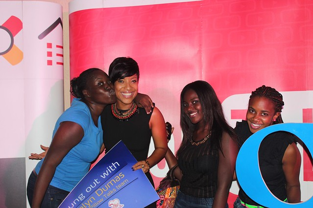 8540990053 9fd304cc59 z FAB Photos: Joselyn Dumas launches 'The Pillow Talks'