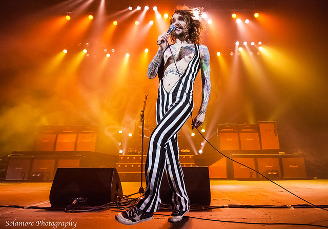 The Darkness - Hammersmith Apollo