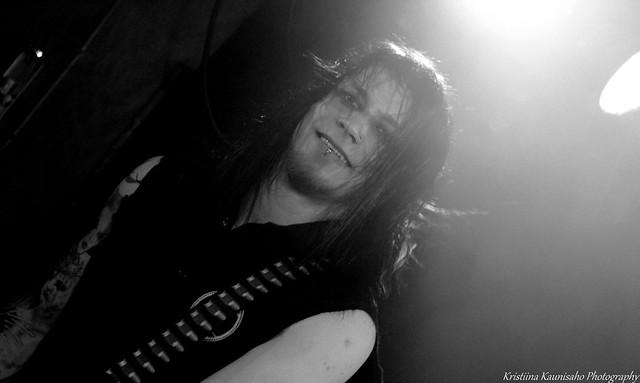 Black Light Discipline @ Henry's Pub (Kuopio) 7.3.2013