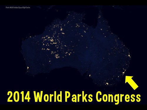 Sydney Hosts 2014 World Parks Congress