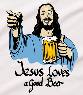buddy-jesus-loves-a-good-beer