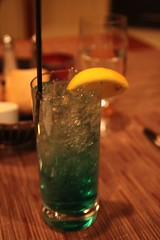 Cocktail: Lake Louise